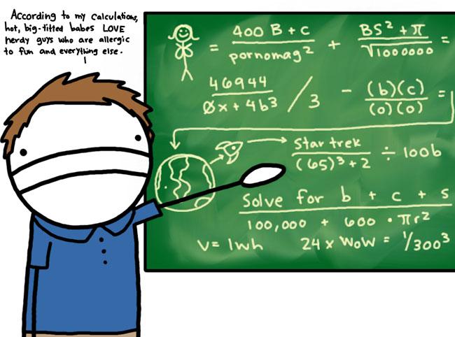 Nerd math